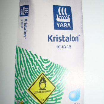 Kristalon 18-18-18  YARA