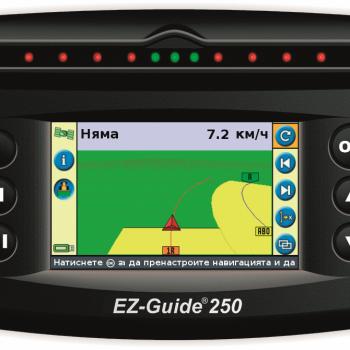 Навигация Trimble EZ-Guide 250