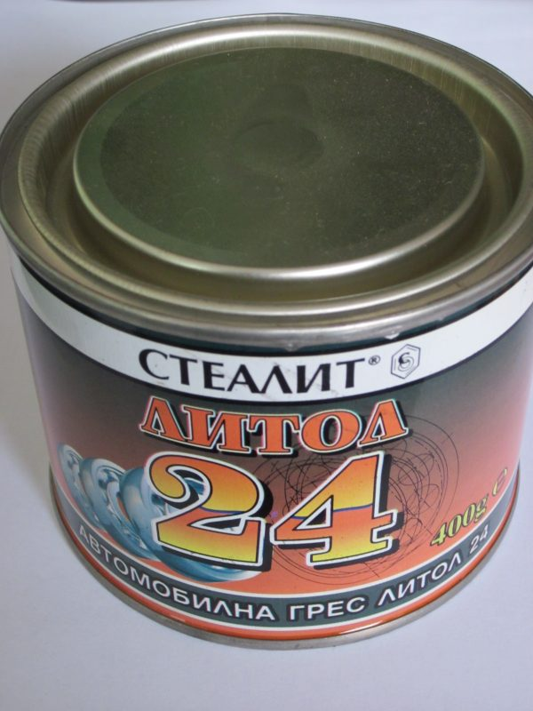 ГРЕС ЛИТОЛ 24 0.4КГ