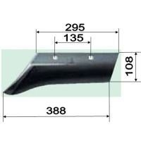 Лемеж за плуг 4x24 Bellota 1324-2D